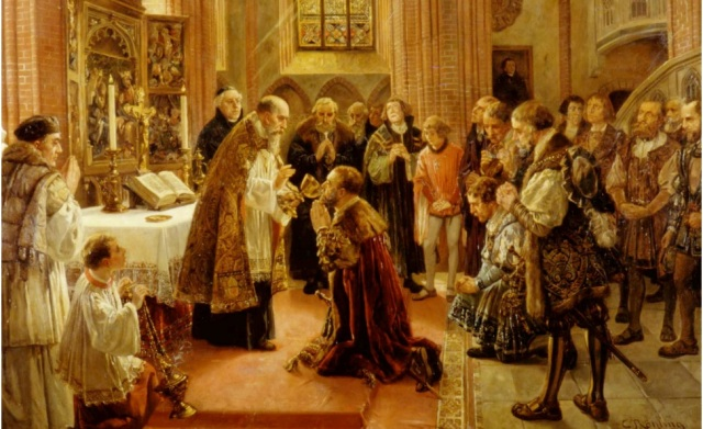 Church Fathers On The Real Presence Armchair Theologian