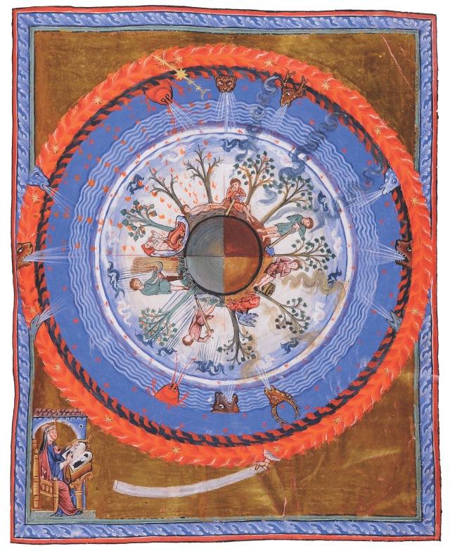 Hildegard von Bingen 1098-1179