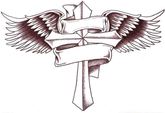 cross-and-banner-tattoo-2