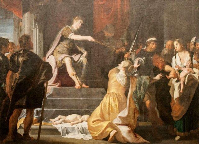 judgement-of-solomon-gaspard-de-crayer-oil-painting